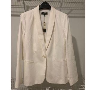 Talbots women's White Blazer